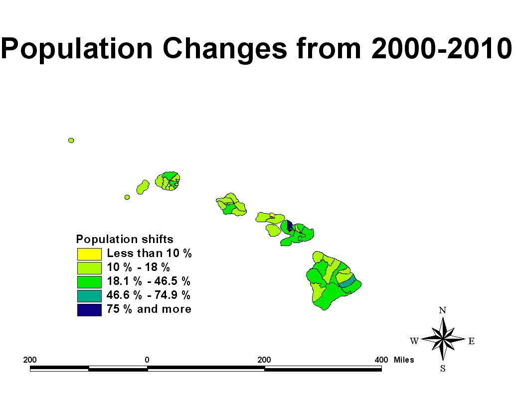 All Hawaii News Behind The Numbers Census Shows State