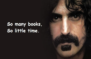 """Frank Zappa Quotes About Books"""