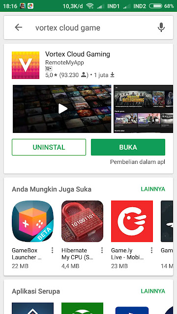 3. download dan install