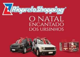 Promoção Rio Preto Shopping Natal 2018 - 2 Jeep Renegade