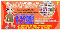 THEME: STREET CHILDREN