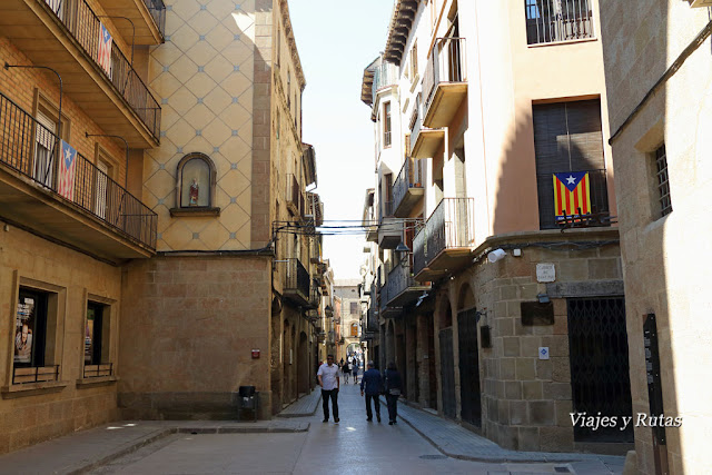 Carrer del Castell, Solsona