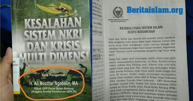 Ali Mochtar Ngabalin, Sang Pejuang Islam Yang Berubah Karena Terbawa Oleh Sistem! Ini Fakta Mencengankan!