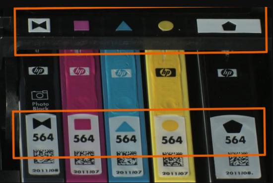 Hp Printers That Use 564 Ink