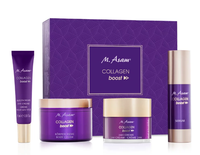 Sensationelles Juli Angebot von M.Asam: Collagen Boost Set