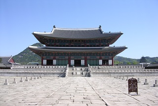 Places of Gyeongbokgung Palace