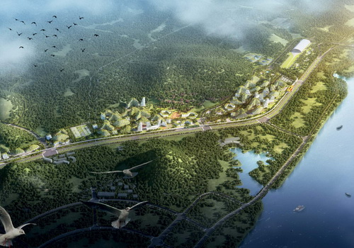 Tinuku.com Stefano Boeri Architetti announced Liuzhou Forest City design