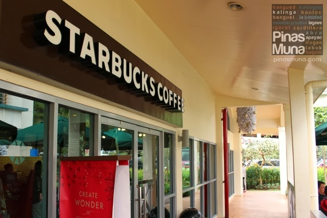 Starbucks Coffee Baguio Technohub