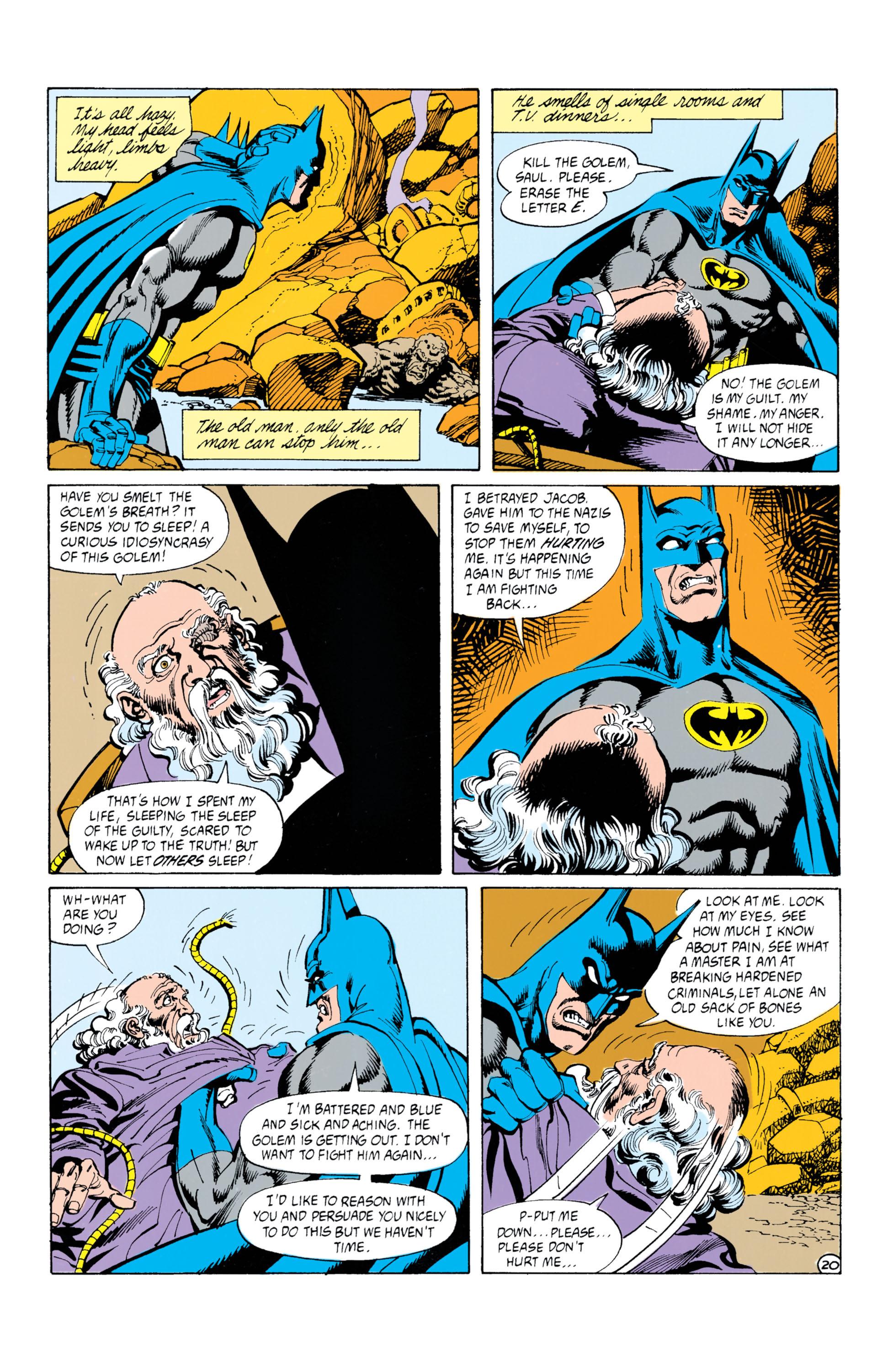 Detective Comics (1937) 632 Page 20