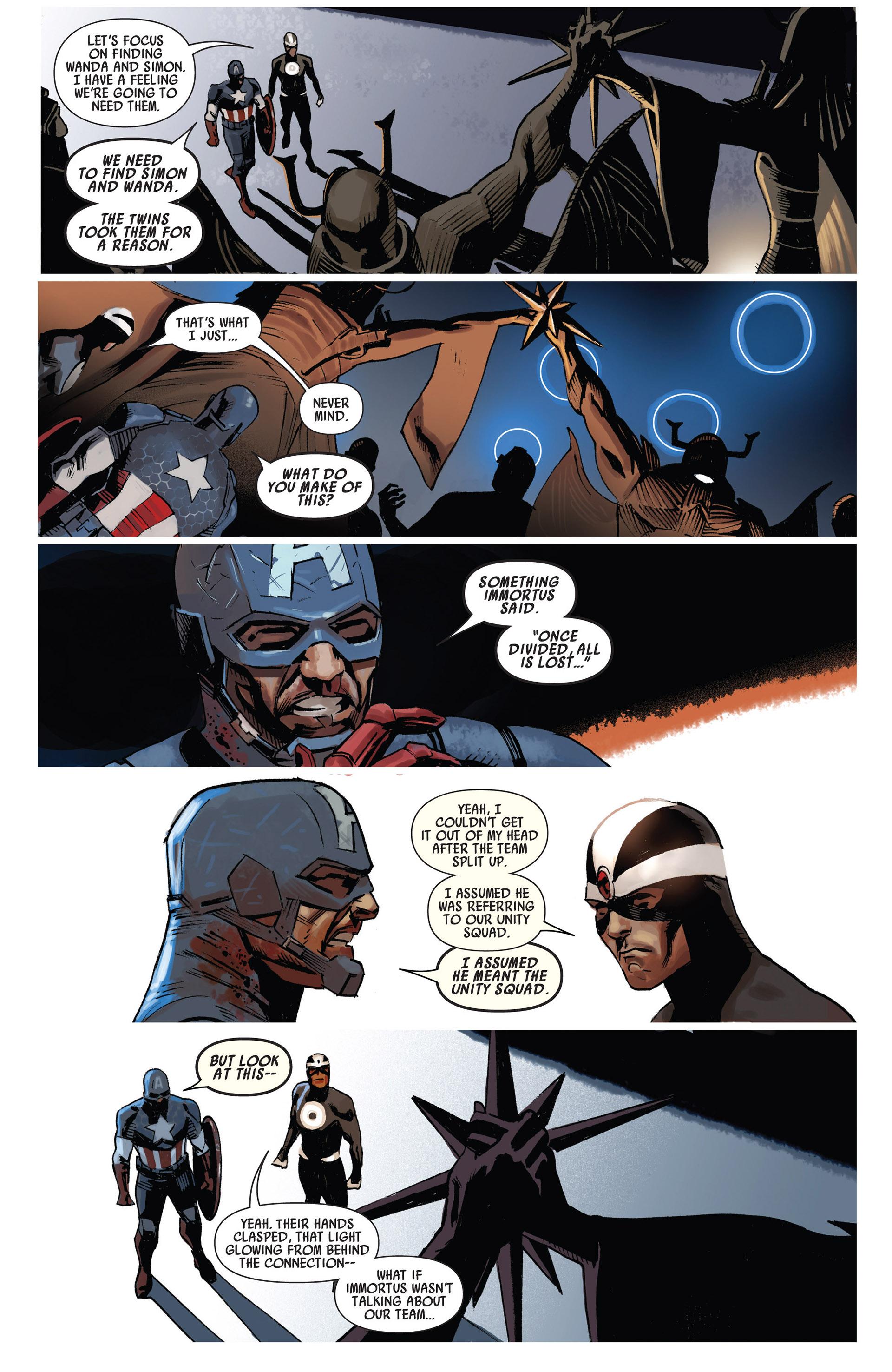 Read online Uncanny Avengers (2012) comic -  Issue #13 - 16