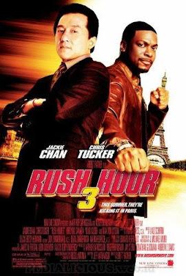 Sinopsis film Rush Hour 3 (2007)