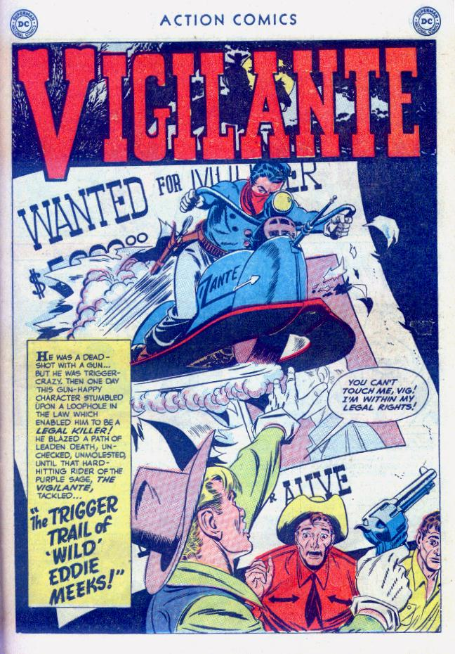 Read online Action Comics (1938) comic -  Issue #159 - 39