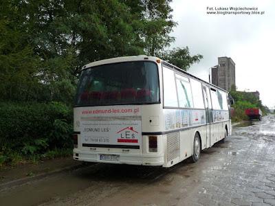 """Setra S215 UL, Przedsiębiorstwo Budowlano-Handlowo-Transportowe """"Edmund Leś"""""""