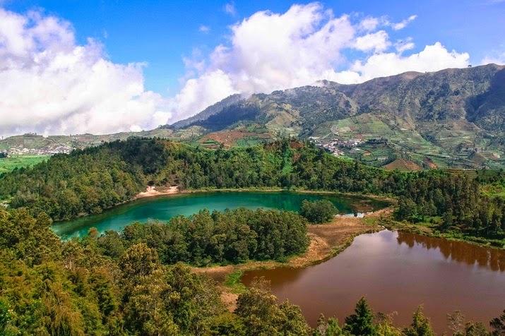 Indonesia Tamasya Beberapa Tempat Wisata Di Wonosobo Yang