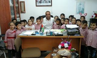 زيارة أطفال التمهيدي لمدرستي ذكور وبنات بيت إكسا