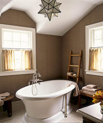 Modern Victorian Bathroom Design | Home Decorating ...
