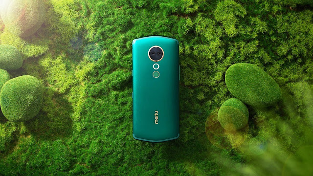 Meitu T9 Green Color