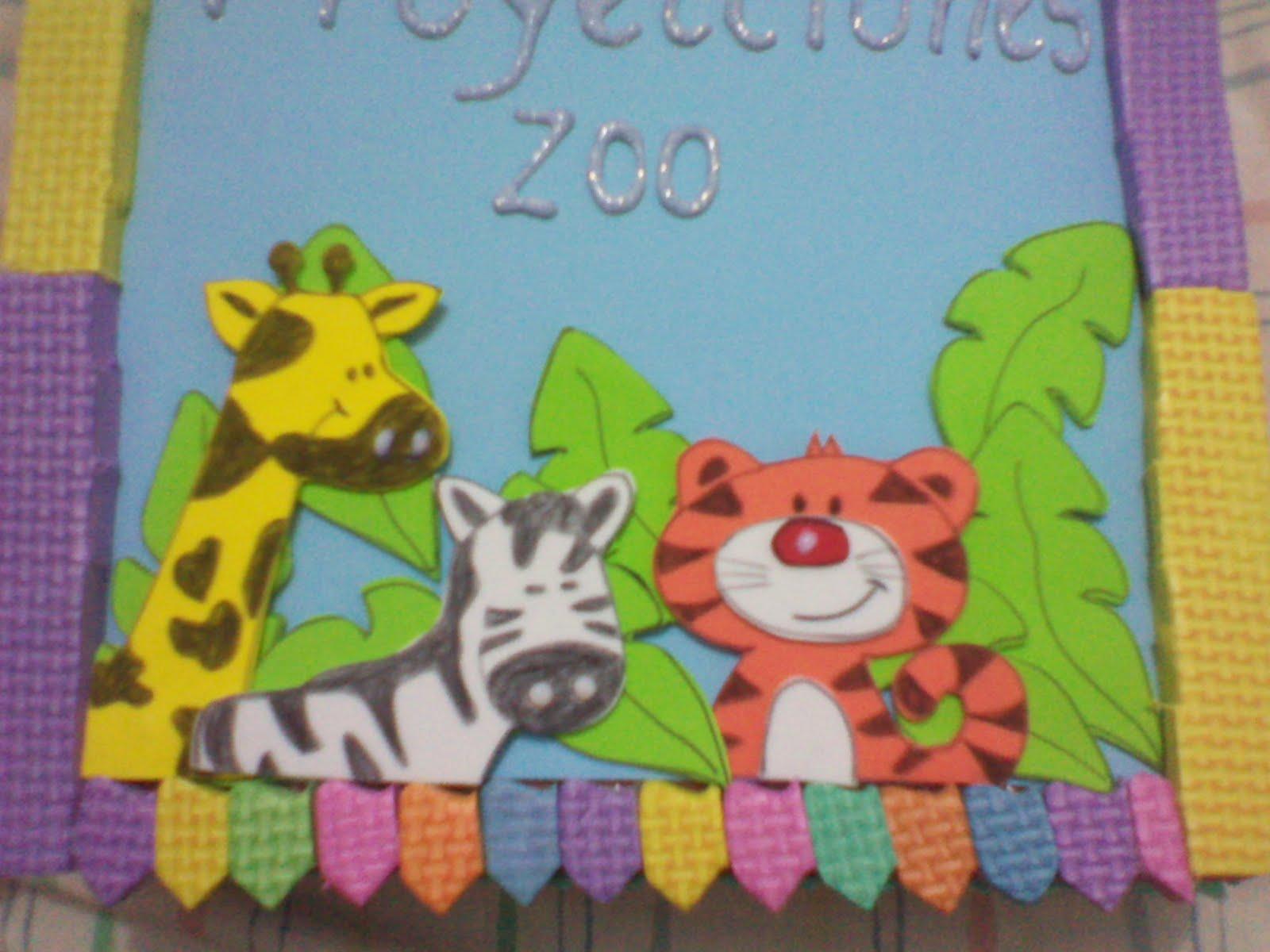 Educaci n inicial y b sica carpeta de proyecto de biolog a for Decoracion salas jardin de infantes