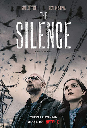Poster Of Free Download The Silence 2019 300MB Full Movie Hindi Dubbed 720P Bluray HD HEVC Small Size Pc Movie Only At worldfree4u.com