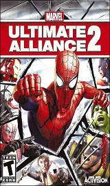 cover3 - Marvel Ultimate Alliance 2-CODEX