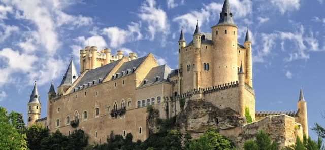 Alcazar de Segovia, turismo por España