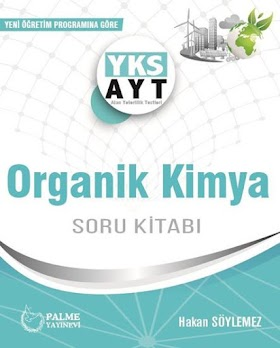 Palme YKS Organik Kimya Soru Kitabı PDF
