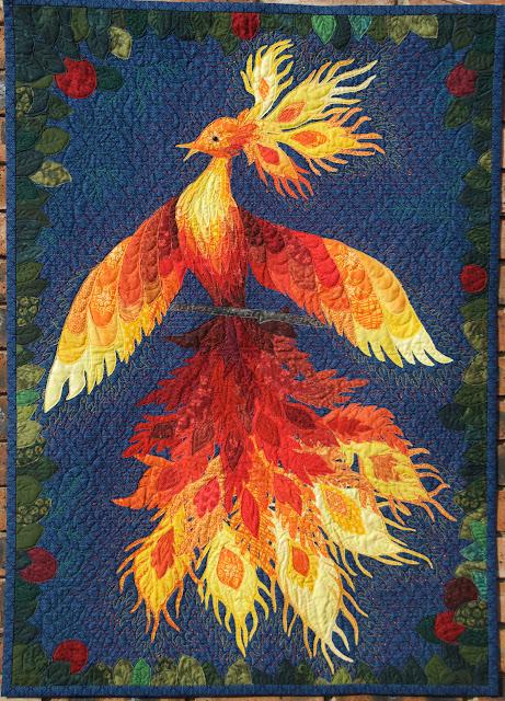 firebird quilt