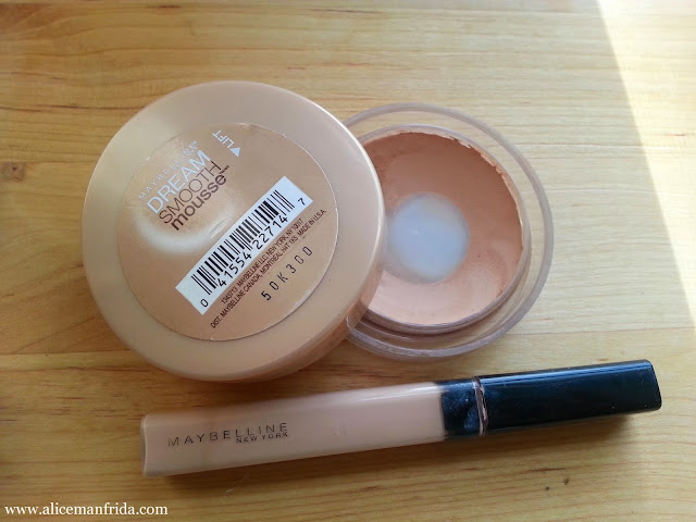 Maybelline, Dream Smooth Mousse, Classic Ivory, Fair, www.alicemanfrida.com