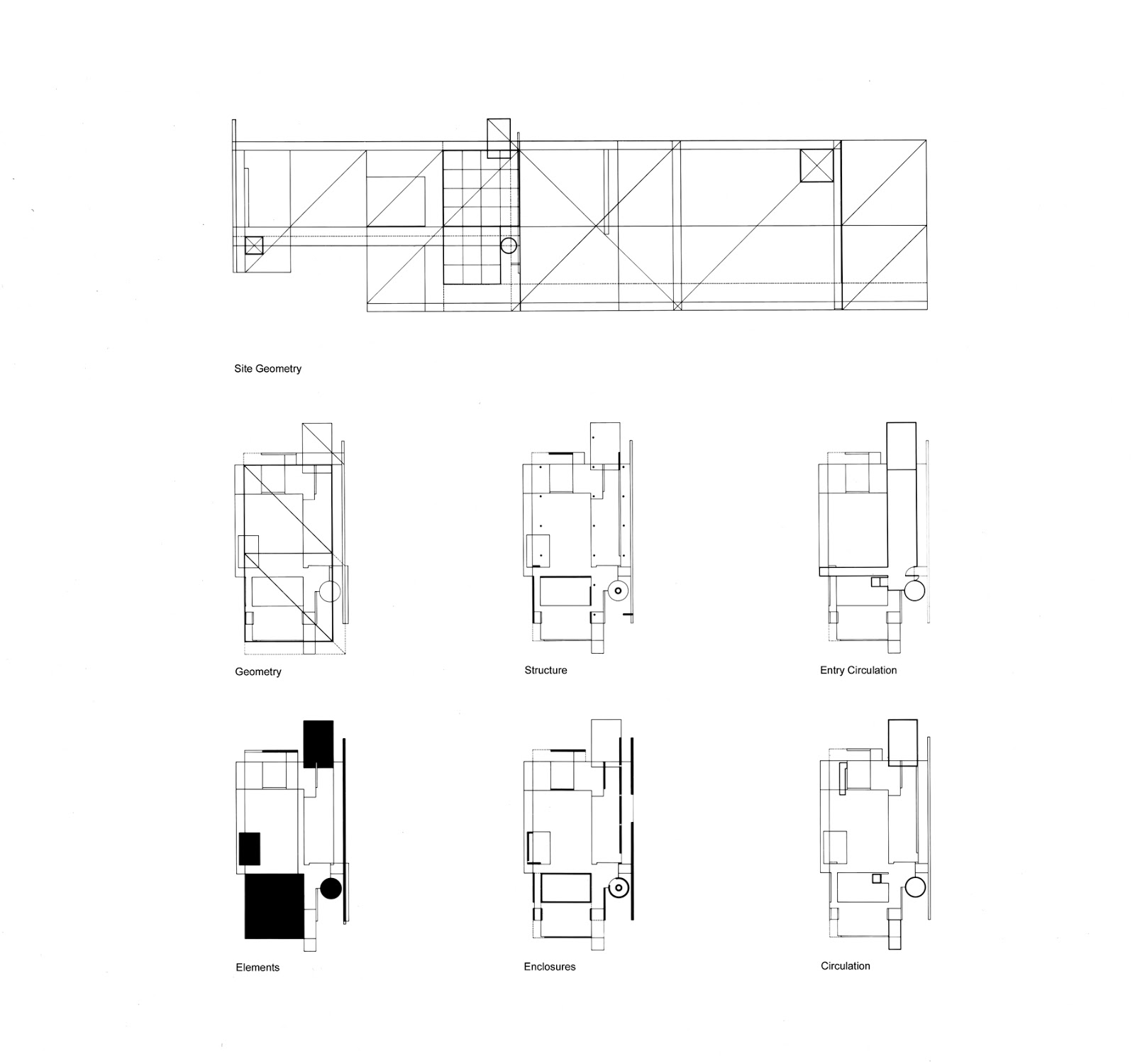 Architecture As Aesthetics Rachofsky House Richard