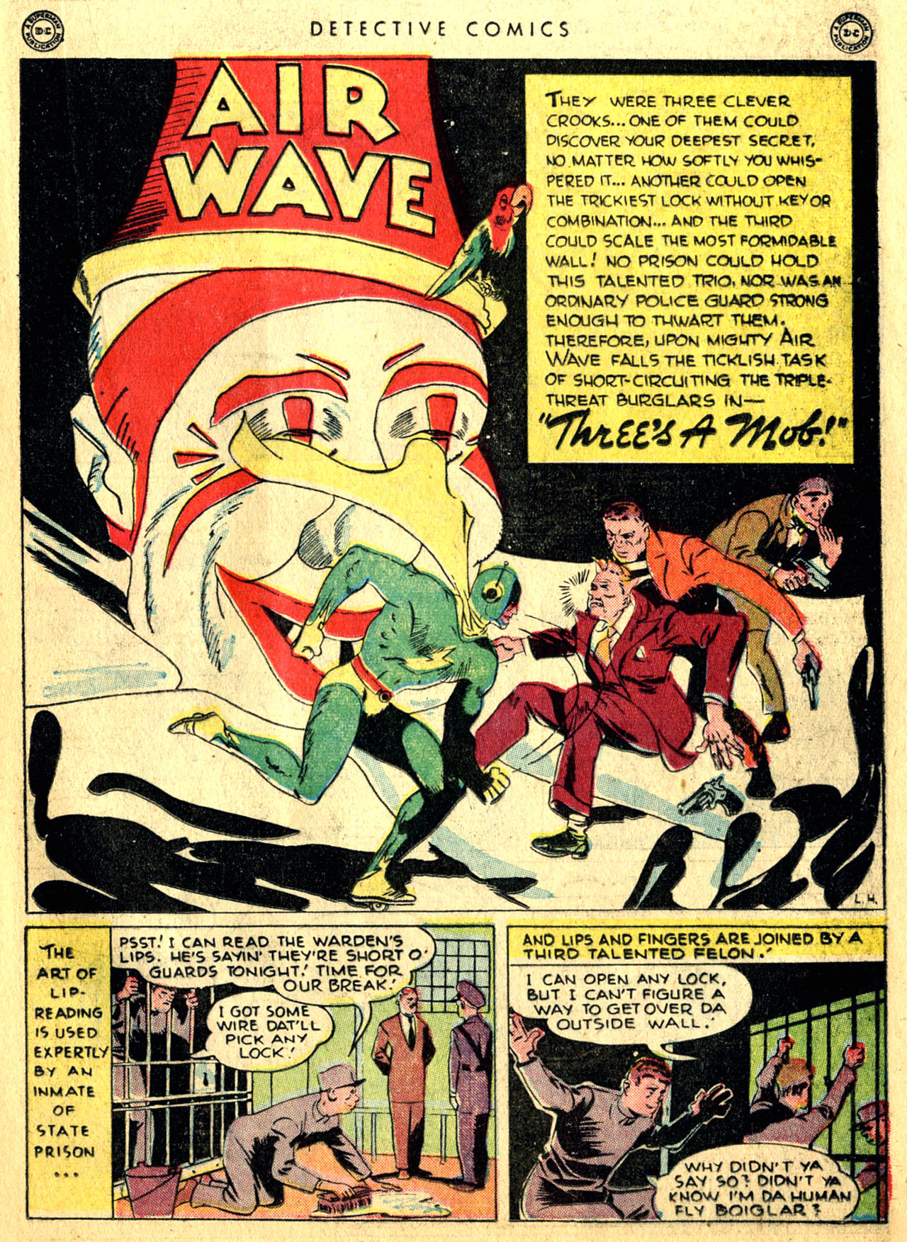 Read online Detective Comics (1937) comic -  Issue #117 - 17