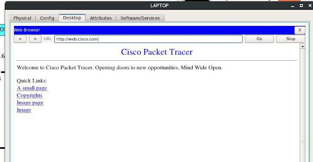 http-scenario-packet-tracer