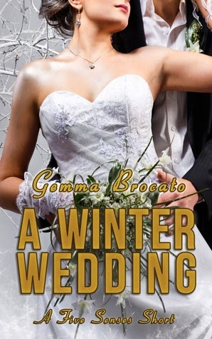A Winter Wedding by Gemma Brocato