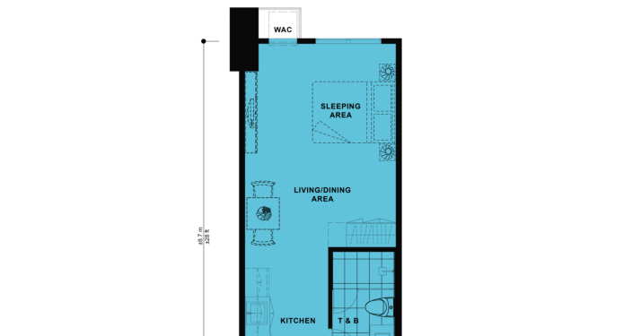 Alveo High Park Vertis North Floor And Unit Layout