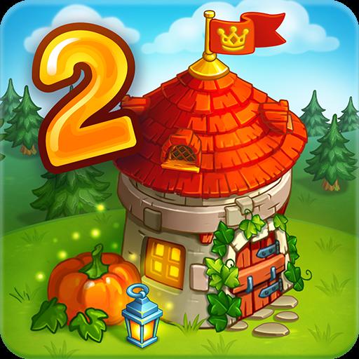 تحميل لعبة Farm Fantasy: Happy Magic Day in Wizard Harry Town مهكرة وكاملة للاندرويد شراء وتسوق مجانا