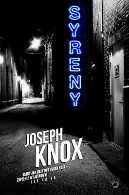 """""""Syreny"""" Joseph Knox [PRZEDPREMIEROWO]"""