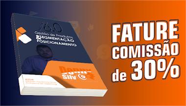 Afilie-se ao book Marketing 6.0 - Gestão de Produtos Segmentação e Posicionamento e ganhe comissão nas vendas