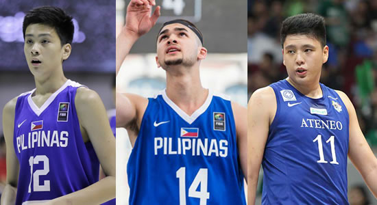 List of 23-man dream Gilas pool 2023 World Cup
