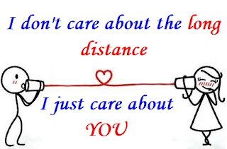 Cinta jarak jauh bakalan menguatkan kita