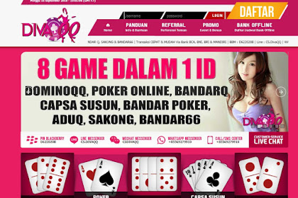 Download Game Ceme Gratis di DIVAQQ