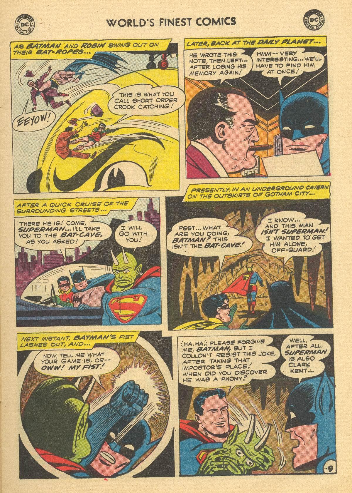 Read online World's Finest Comics comic -  Issue #105 - 11