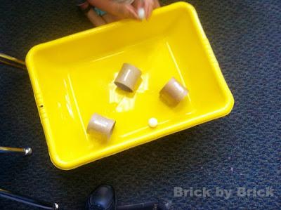 Homemade Ball Maze (Brick by Brick)