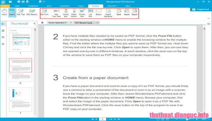 Download Wondershare PDFelement 6.8.1​ Full Cr@ck – Biên tập PDF mạnh mẽ