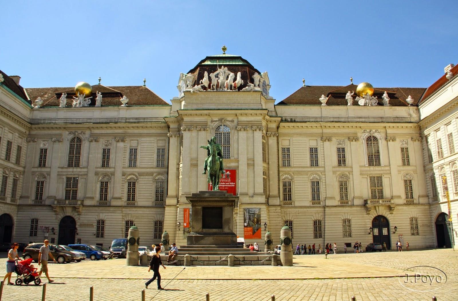 Palacio de Hofburg de Viena