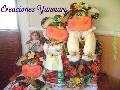 Creaciones Yanmary: LENCERÍA DE COCINA Y OTROS