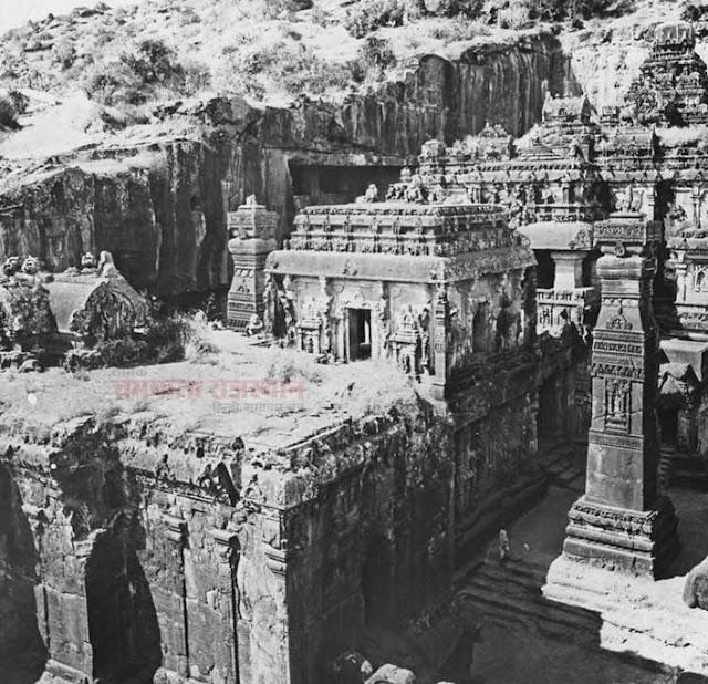 कैमरे ने वो देखा जो किसी ने नहीं देखा ajanta ellora caves 19th century