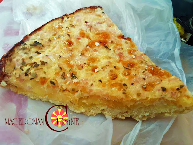 macedonian pizza