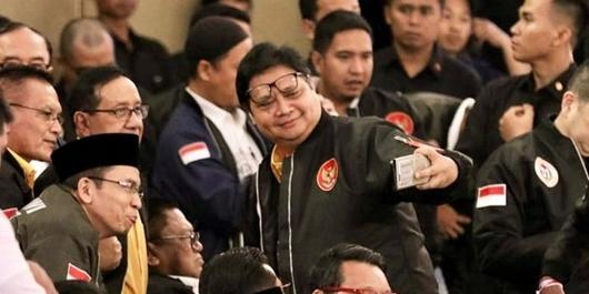 Ketum Golkar Sebut Jokowi Sudah Siapkan Nawacita Jilid 2