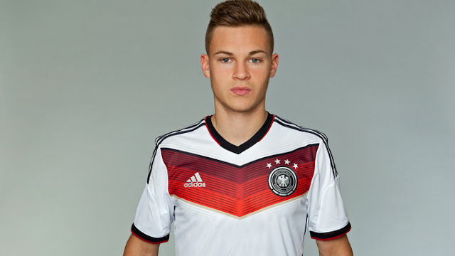 Joshua Kimmich calon World Class Jerman