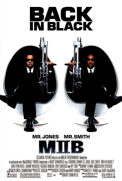 Poster Of Men In Black II (2002) 720p Hindi BRRip Dual Audio Full Movie Download