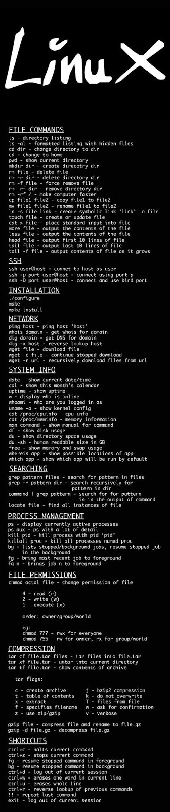 Basic Command Linux